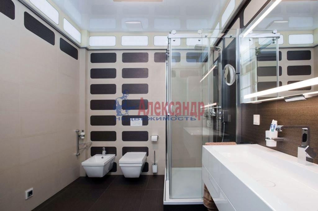 3-комнатная квартира (180м2) в аренду по адресу Смольный пр., 6— фото 6 из 19
