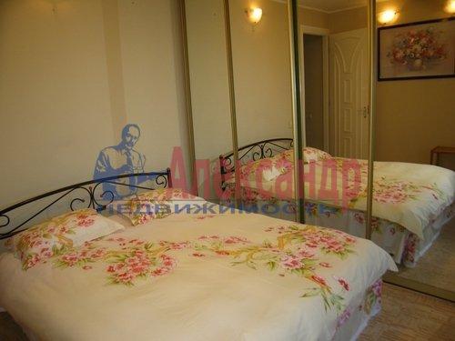 2-комнатная квартира (57м2) в аренду по адресу Вербная ул., 18— фото 2 из 4
