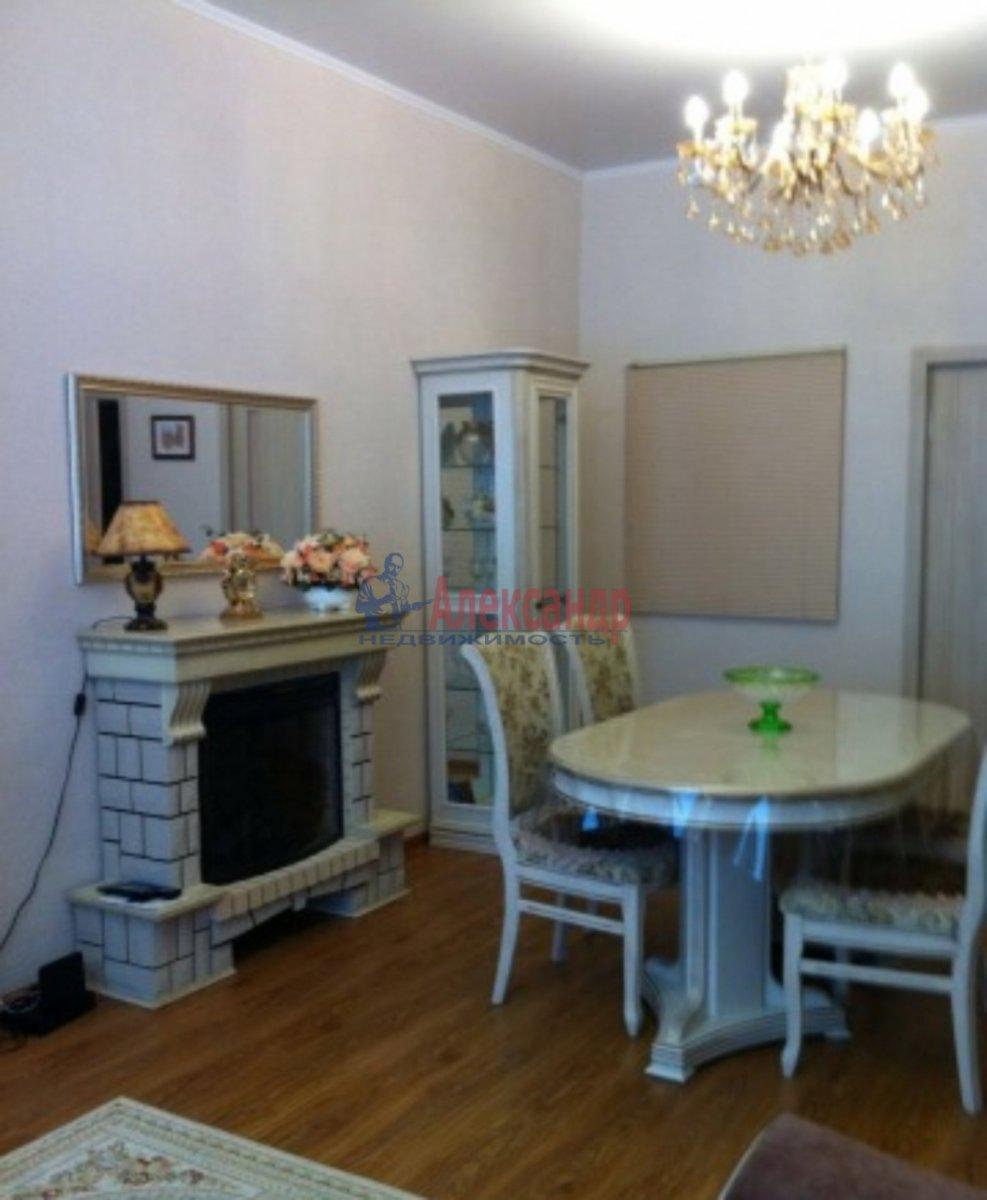 2-комнатная квартира (78м2) в аренду по адресу Королева пр., 21— фото 2 из 5
