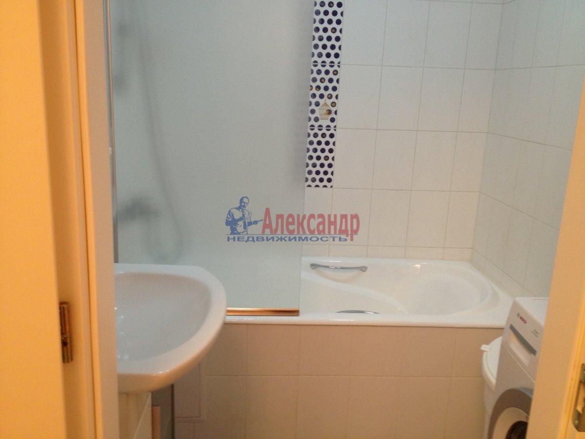 1-комнатная квартира (43м2) в аренду по адресу Загребский бул., 9— фото 8 из 11