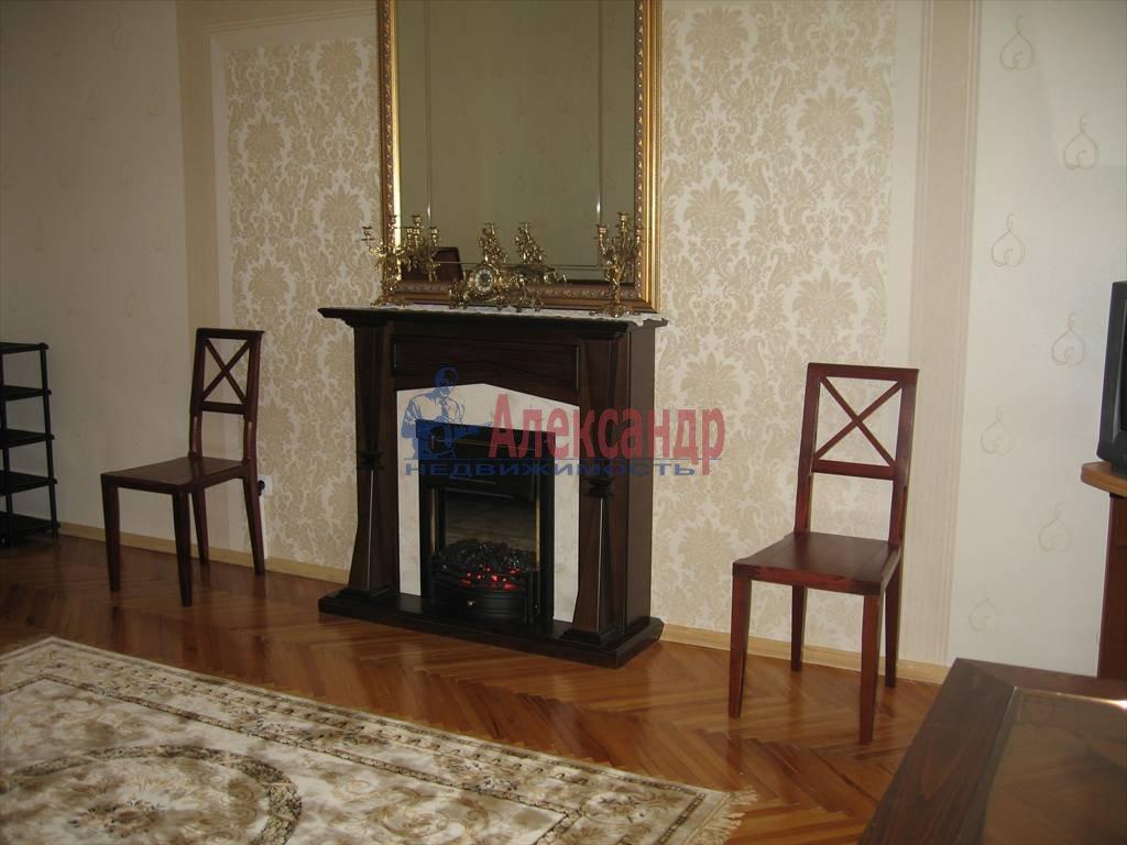 3-комнатная квартира (85м2) в аренду по адресу Ковенский пер., 29— фото 3 из 6