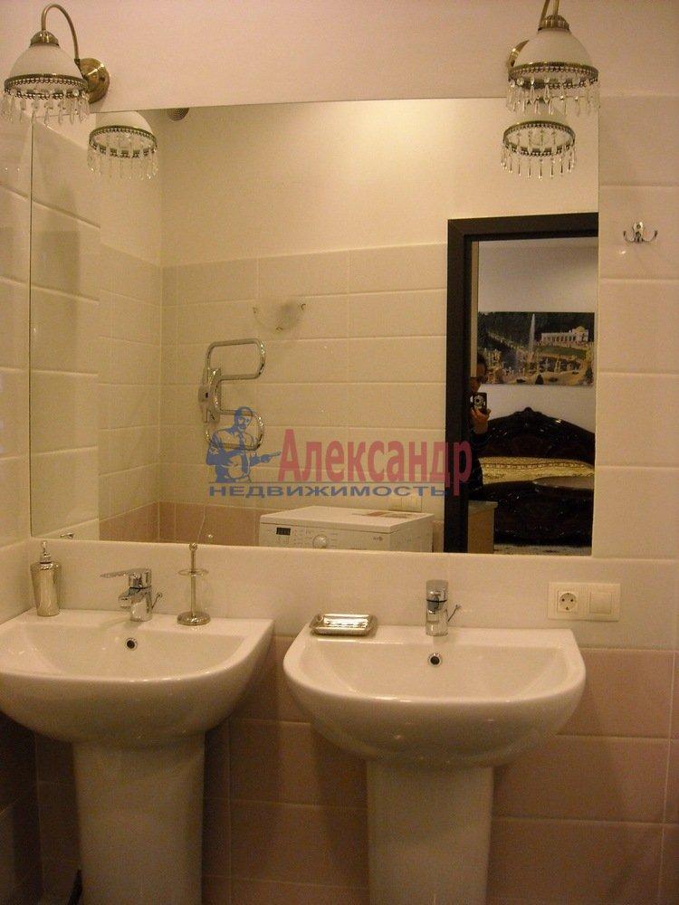 1-комнатная квартира (40м2) в аренду по адресу Петергоф г., Знаменская ул.— фото 8 из 8