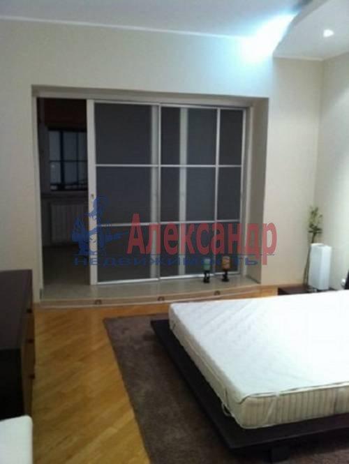 3-комнатная квартира (87м2) в аренду по адресу Ленинский пр., 151— фото 2 из 5