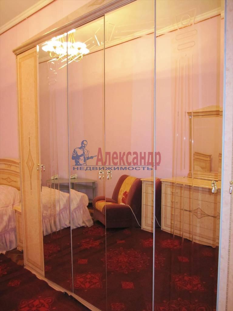 3-комнатная квартира (125м2) в аренду по адресу Мытнинская наб., 1— фото 11 из 16