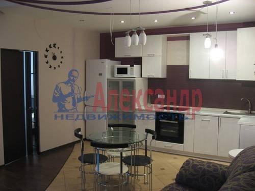 2-комнатная квартира (80м2) в аренду по адресу Дачный пр., 24— фото 17 из 17
