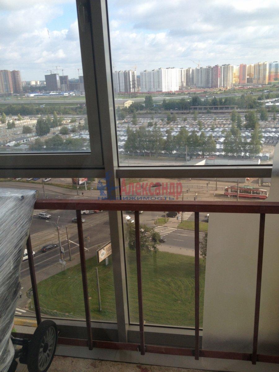 1-комнатная квартира (44м2) в аренду по адресу Просвещения просп., 99— фото 17 из 17