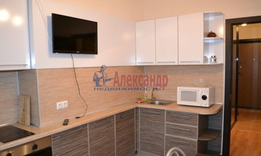 2-комнатная квартира (65м2) в аренду по адресу Просвещения пр., 99— фото 3 из 3