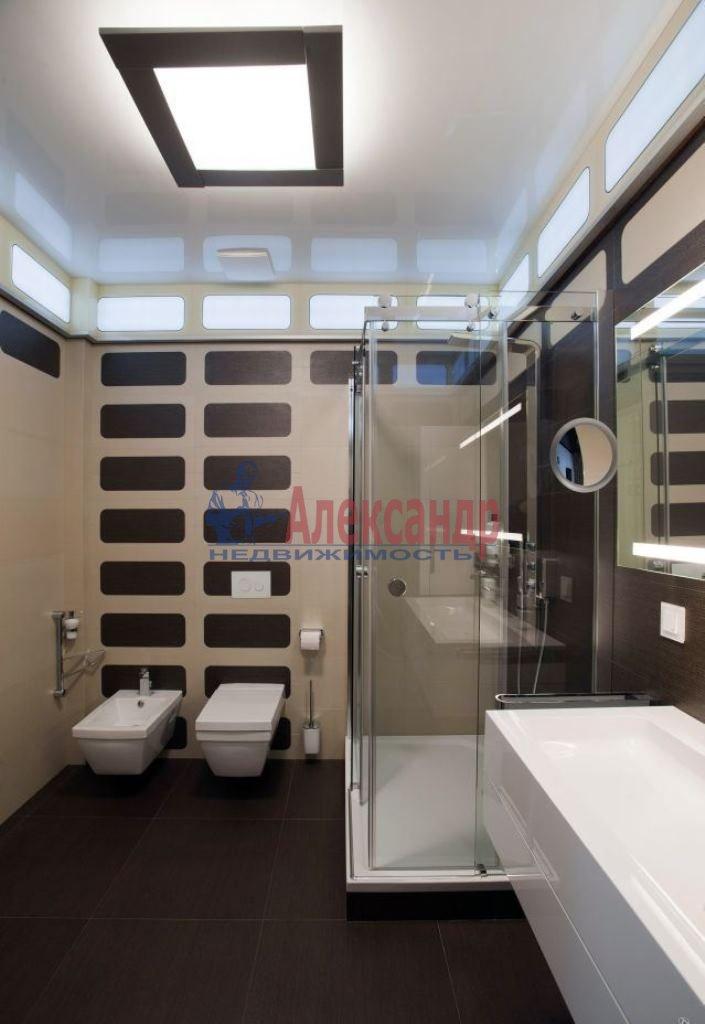 3-комнатная квартира (180м2) в аренду по адресу Смольный пр., 6— фото 9 из 19
