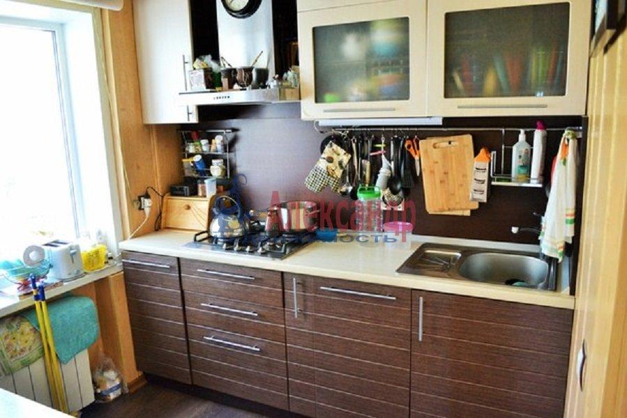 1-комнатная квартира (39м2) в аренду по адресу Дунайский пр., 58— фото 1 из 4