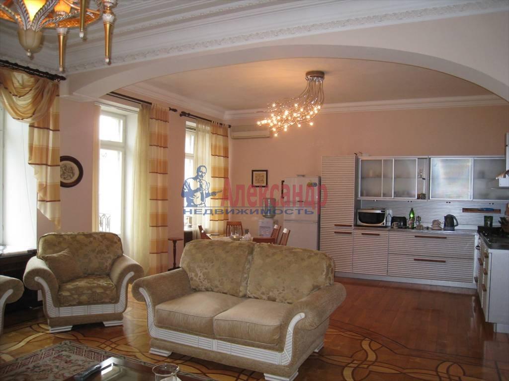 5-комнатная квартира (206м2) в аренду по адресу Канала Грибоедова наб., 19— фото 1 из 10