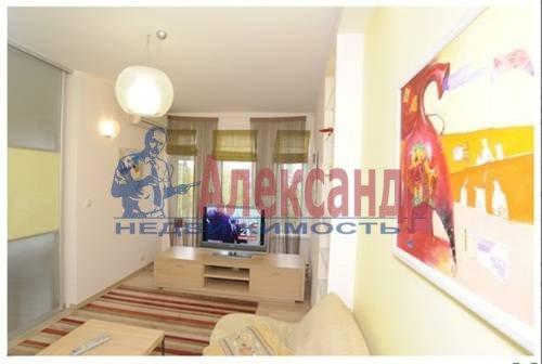 2-комнатная квартира (75м2) в аренду по адресу Савушкина ул., 125— фото 5 из 7