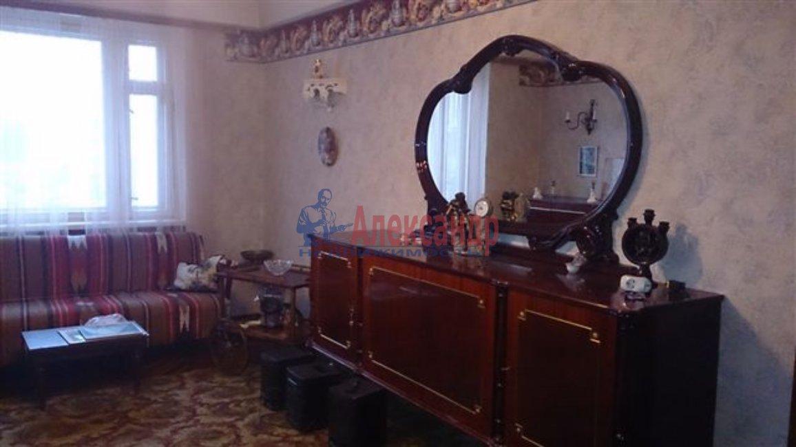 1-комнатная квартира (38м2) в аренду по адресу Комендантский пр., 35— фото 1 из 1