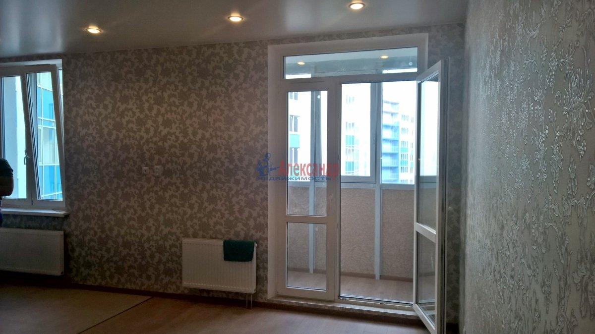1-комнатная квартира (35м2) в аренду по адресу Реки Смоленки наб., 3— фото 2 из 11