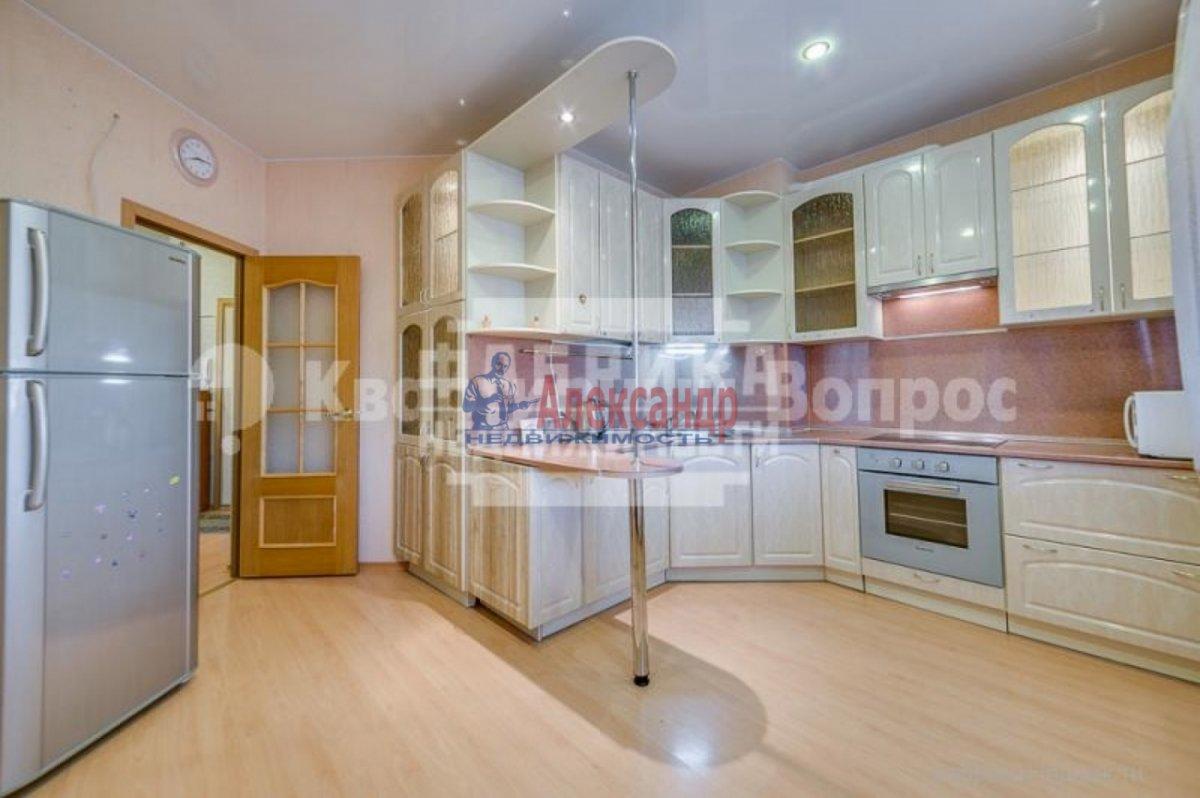 1-комнатная квартира (42м2) в аренду по адресу Солдата Корзуна ул., 167— фото 5 из 8