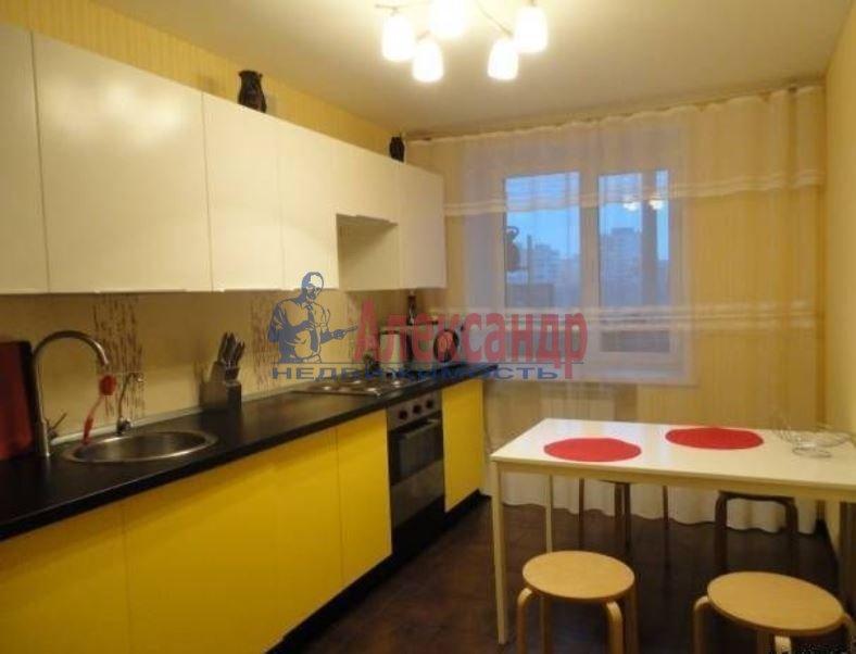 1-комнатная квартира (44м2) в аренду по адресу Кузнецова пр., 14— фото 1 из 4