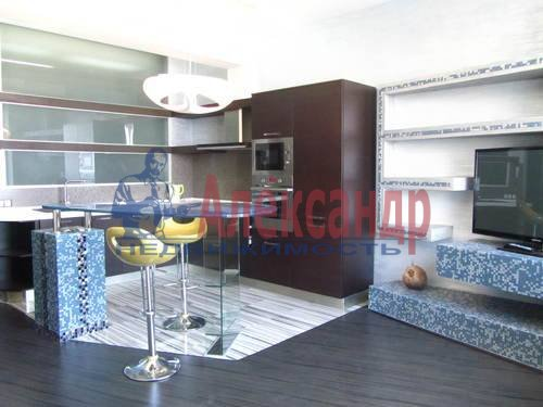 1-комнатная квартира (55м2) в аренду по адресу Сикейроса ул., 1— фото 4 из 7