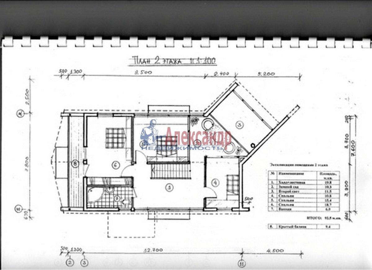 Дом (200м2) в аренду — фото 11 из 12