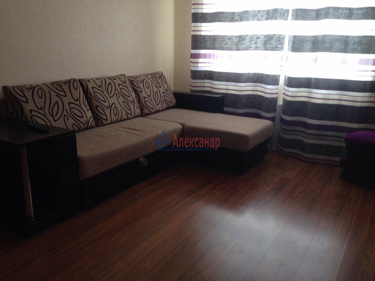 1-комнатная квартира (42м2) в аренду по адресу Оптиков ул., 35— фото 3 из 17