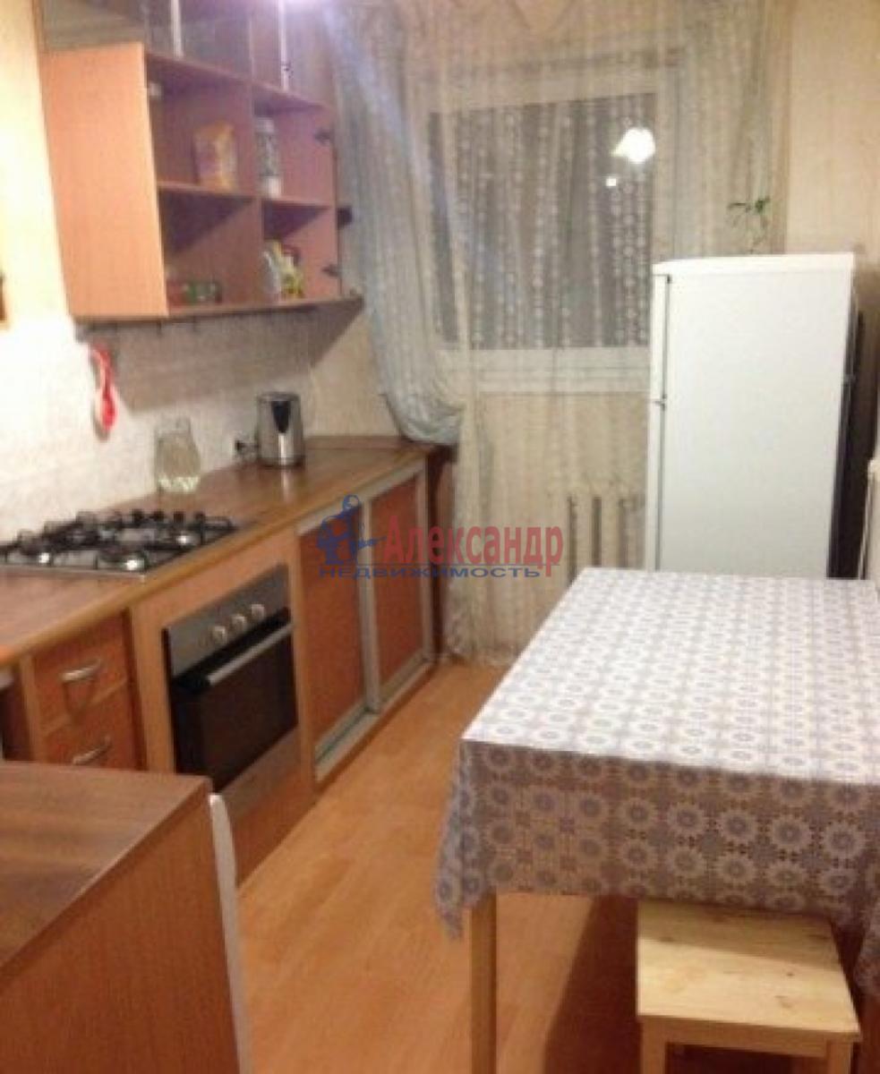 Комната в 2-комнатной квартире (38м2) в аренду по адресу Юрия Гагарина просп., 14— фото 3 из 3