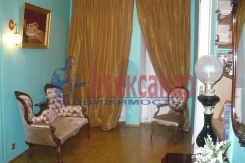 5-комнатная квартира (180м2) в аренду по адресу Манежный пер., 8— фото 1 из 7