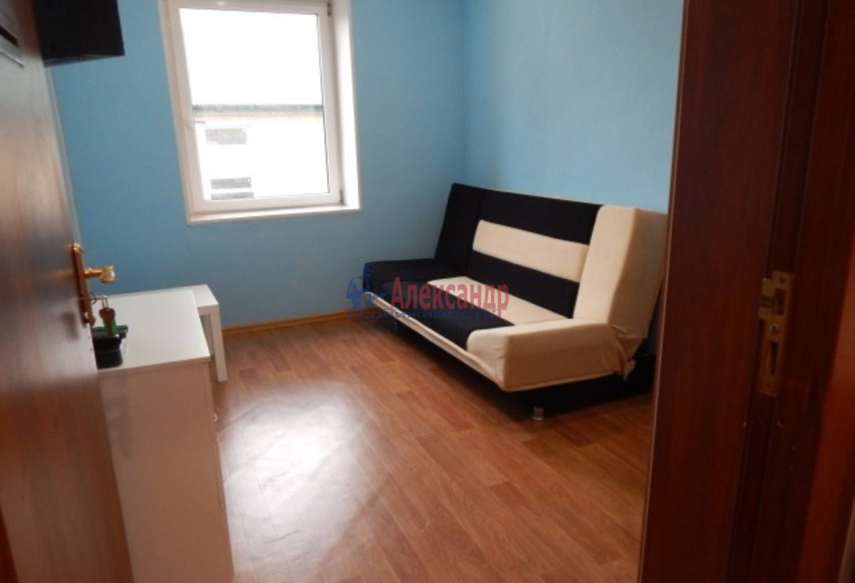 1-комнатная квартира (38м2) в аренду по адресу Якубовича ул, 20— фото 2 из 3