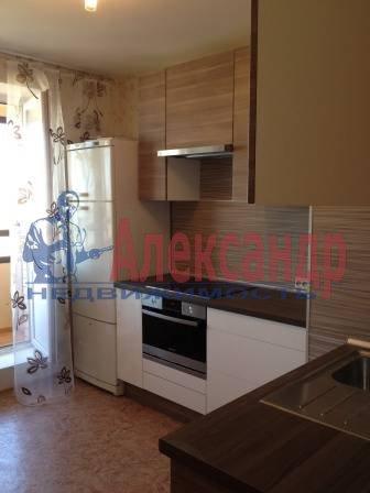 1-комнатная квартира (43м2) в аренду по адресу Парголово пос., Федора Абрамова ул., 12— фото 1 из 6