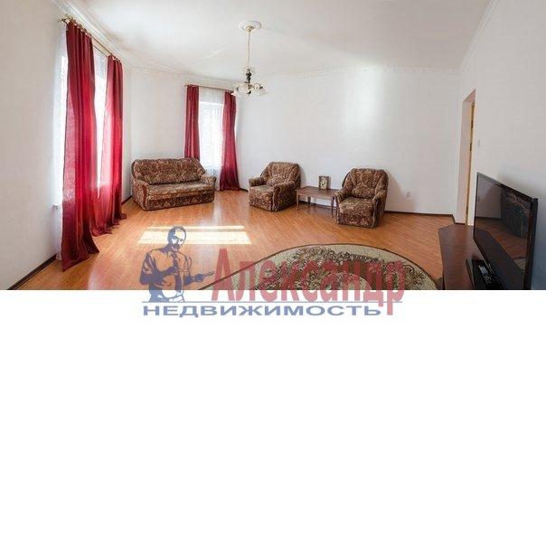 3-комнатная квартира (80м2) в аренду по адресу Большой пр., 71— фото 1 из 5