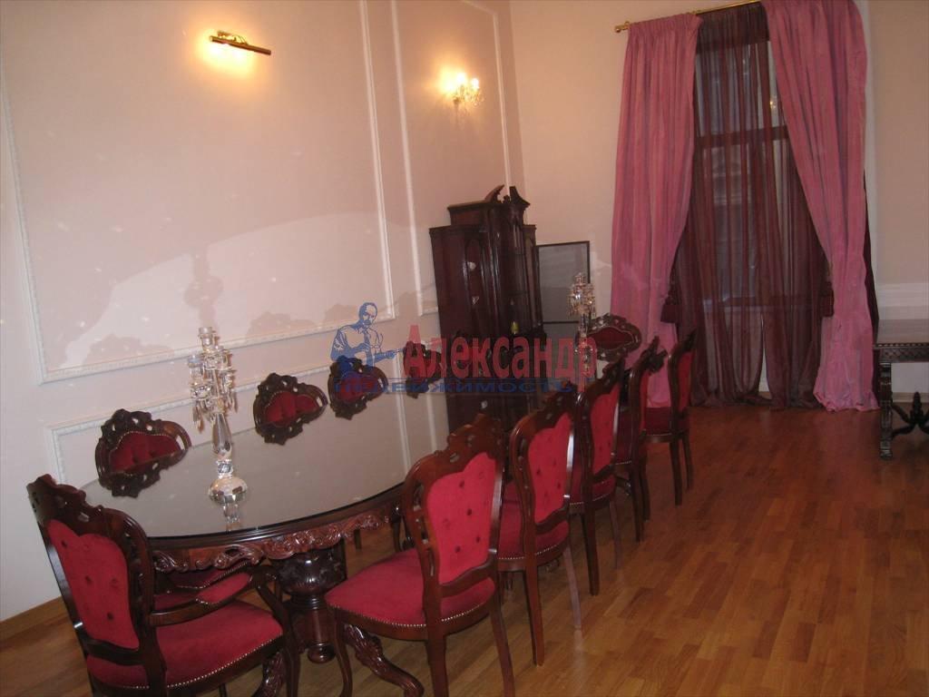 5-комнатная квартира (230м2) в аренду по адресу Адмиралтейская наб., 12— фото 6 из 6
