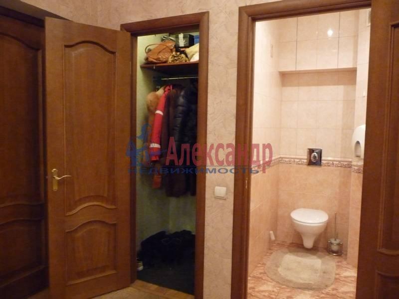 3-комнатная квартира (103м2) в аренду по адресу Ветеранов пр., 122— фото 17 из 17