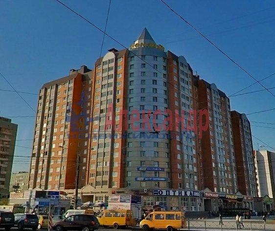 Комната в 2-комнатной квартире (59м2) в аренду по адресу Просвещения пр., 34— фото 2 из 2