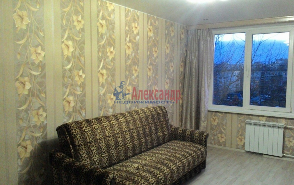 2-комнатная квартира (48м2) в аренду по адресу Гражданский пр., 109— фото 7 из 12