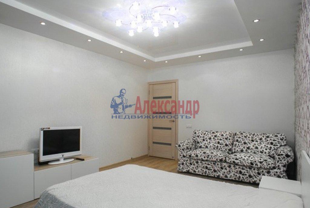 1-комнатная квартира (47м2) в аренду по адресу Кременчугская ул., 9— фото 2 из 5