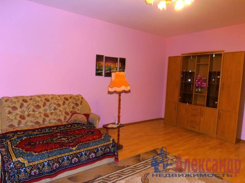 2-комнатная квартира (75м2) в аренду по адресу Энгельса пр., 93— фото 2 из 6