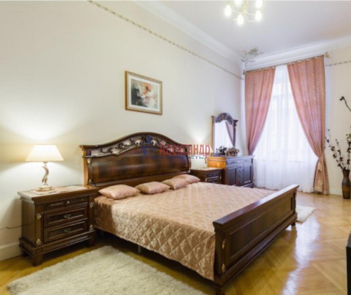 1-комнатная квартира (35м2) в аренду по адресу Дачный пр., 3— фото 1 из 4