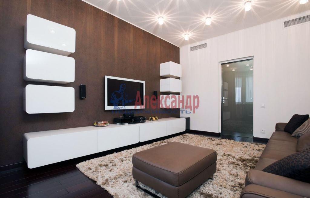 3-комнатная квартира (180м2) в аренду по адресу Смольный пр., 6— фото 14 из 19