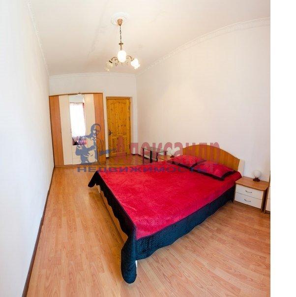 3-комнатная квартира (80м2) в аренду по адресу Большой пр., 71— фото 4 из 5