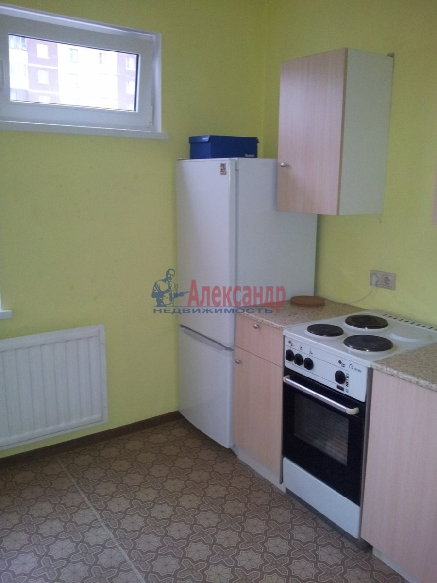 1-комнатная квартира (32м2) в аренду по адресу Комендантский пр., 32— фото 5 из 5