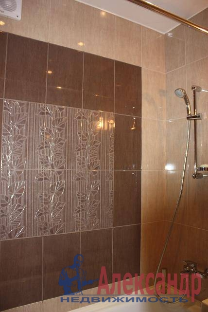 1-комнатная квартира (40м2) в аренду по адресу Ветеранов пр., 75— фото 4 из 7
