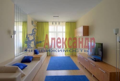 2-комнатная квартира (78м2) в аренду по адресу Малая Морская ул.— фото 4 из 7