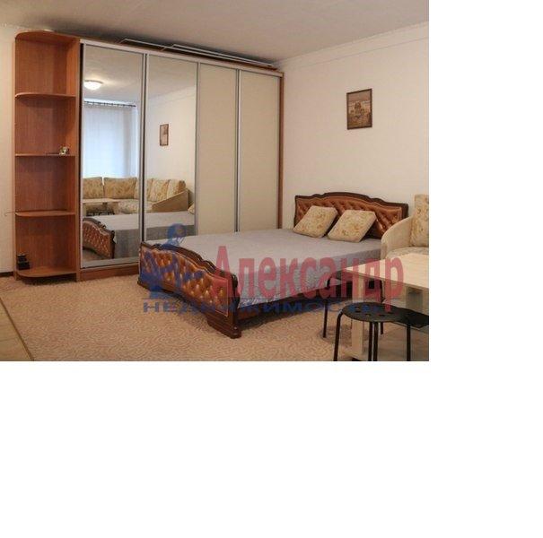1-комнатная квартира (44м2) в аренду по адресу Ломаная ул., 6— фото 4 из 5