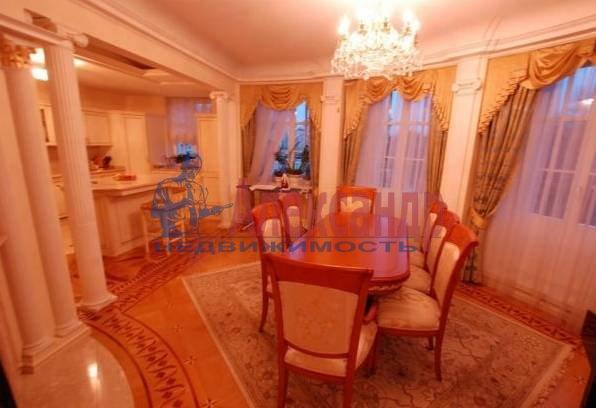 3-комнатная квартира (110м2) в аренду по адресу Шпалерная ул., 34— фото 5 из 5