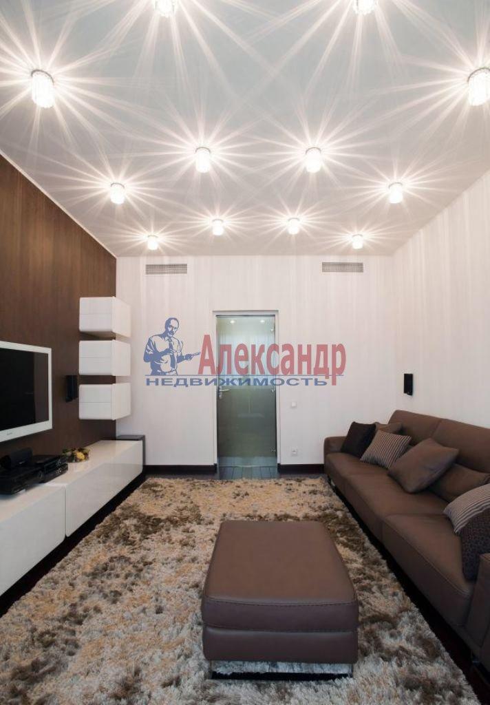 3-комнатная квартира (180м2) в аренду по адресу Смольный пр., 6— фото 15 из 19