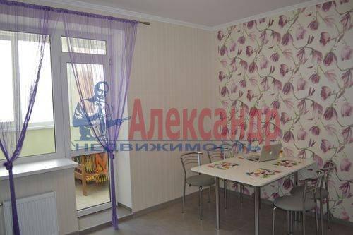 1-комнатная квартира (44м2) в аренду по адресу Гжатская ул., 22— фото 3 из 6