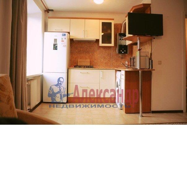 1-комнатная квартира (44м2) в аренду по адресу Ломаная ул., 6— фото 5 из 5