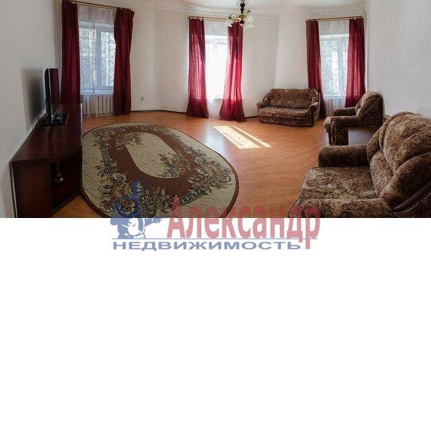 3-комнатная квартира (80м2) в аренду по адресу Большой пр., 71— фото 3 из 5