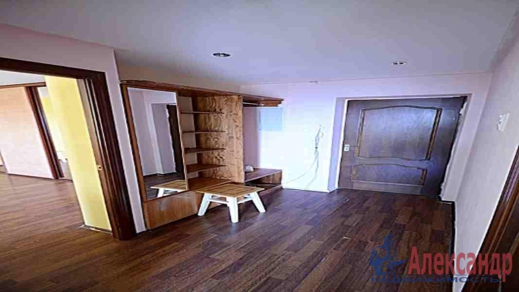 1-комнатная квартира (40м2) в аренду по адресу Савушкина ул., 128— фото 6 из 7
