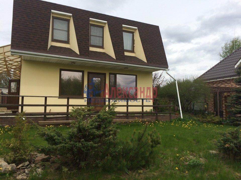 Дом (100м2) в аренду — фото 1 из 9