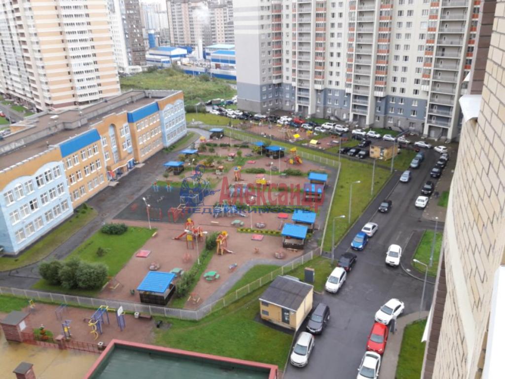 3-комнатная квартира (97м2) в аренду по адресу Лыжный пер., 3— фото 13 из 13