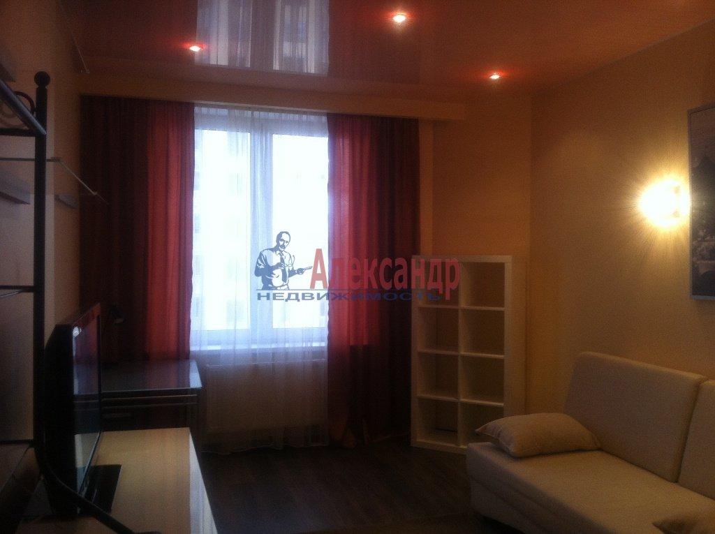2-комнатная квартира (72м2) в аренду по адресу Просвещения просп., 99— фото 12 из 13
