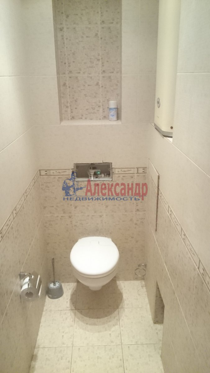 3-комнатная квартира (97м2) в аренду по адресу Просвещения просп., 87— фото 7 из 7